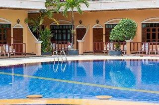 Tony Resort 3*, Patong Beach (Patong - Insel Phuket) ,Thajsko