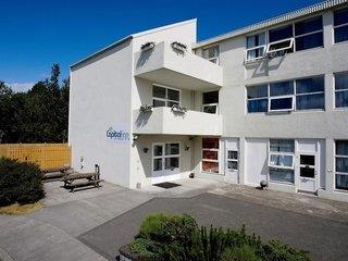 7 Tage in ReykjavikThe Capital Inn