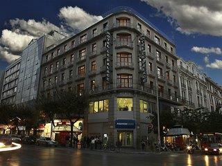Le Palace Art Hotel 3*, Thessaloniki ,Grécko