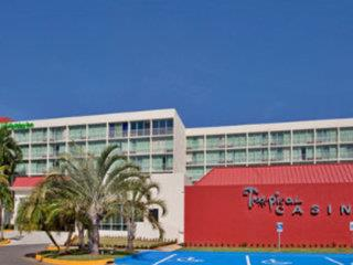 Holiday Inn Mayaguez & Tropical Casino 3*, Mayagüez (Puerto Rico Island) ,Portoriko