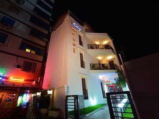 City Hotel Tirana 3*, Tirana ,Albánsko