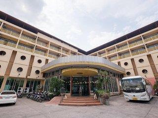 Bella Express 3*, Pattaya ,Thajsko