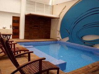 Hotel Bahia Chac Chi 4*, Isla Mujeres ,Mexiko