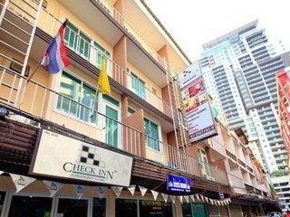 Check Inn Hostel Phromphong 3*, Bangkok ,Thajsko