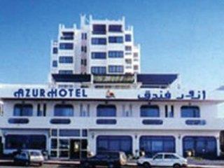 Hotel Azur in Casablanca Stadt, Marokko