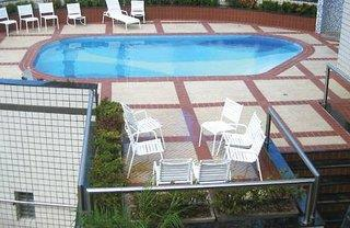 Hotel Diogo 3*, Fortaleza ,Brazília