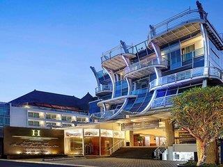 Hotelbild von The Kuta Beach Heritage Resort