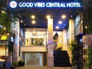 Good Vibes Central Hotel  3*, Ho Chi Minh City (Saigon) ,Vietnam