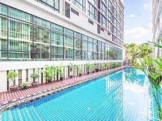 Mida Hotel Ngamwongwan 3*, Nonthaburi ,Thajsko