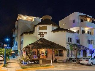 Matan Ka´an Hotel 3*, Mahahual ,Mexiko