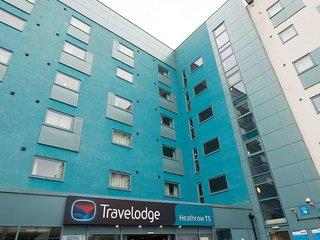 Travelodge London Heathrow Terminal 5 Hotel - Colnbrook
