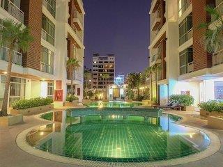 iCheck inn Residences  3*, Patong Beach (Patong - Insel Phuket) ,Thajsko