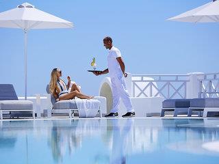 De Sol Spa Hotel 5*, Messaria (Insel Santorin) ,Grécko