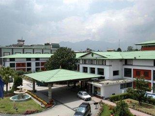 De l´Annapurna 4*, Kathmandu ,Nepál