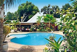 Chateau St.Cloud 3*, Anse la Reunion (Insel La Digue) ,Seychely