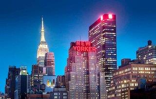 The New Yorker A Wyndham Hotel in New York City - Manhattan ab 850 €