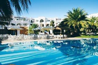 Odyssee Resort & Thalasso 4*, Oase Zarzis ,Tunisko