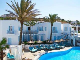 Hotelbild von Mykonos Palace Beach Hotel