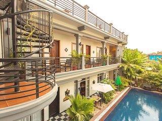Asanak D´Angkor Boutique Hotel 3*, Siem Reap ,Kambodža
