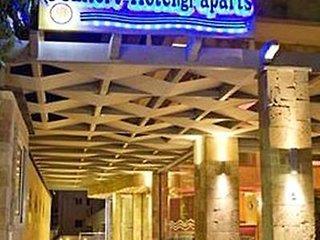 Comfort Hotel 4*, Rhodos Stadt (Insel Rhodos) ,Grécko