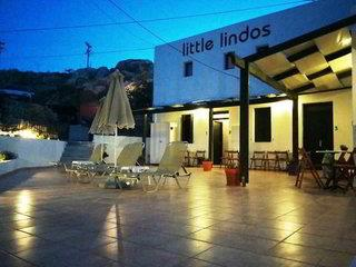Little Lindos Sea View Studios