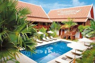 Muang Thong Hotel 3*, Luang Prabang ,Laos
