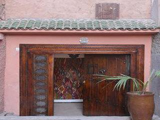 Riad Nerja in Marrakesch, Marokko