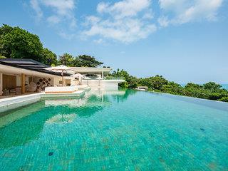 Samujana Villas 4*, Hanuman Bay - Choeng Mon (Insel Koh Samui) ,Thajsko