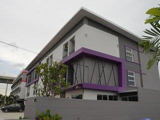 AIRY Suvarnabhumi Hotel 3*, Bangkok ,Thajsko