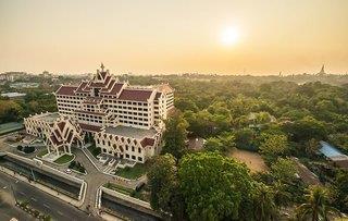 Rose Garden Hotel 3*, Yangon ,Mjanmarsko