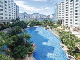 Hotelbild von Kowloon Harbourfront Hotel