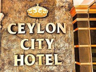 Ceylon City Hotel 3*, Colombo ,Srí Lanka