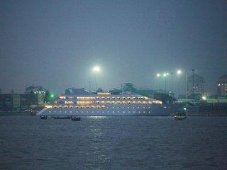 Vintage Luxury Yacht Hotel 4*, Yangon ,Mjanmarsko