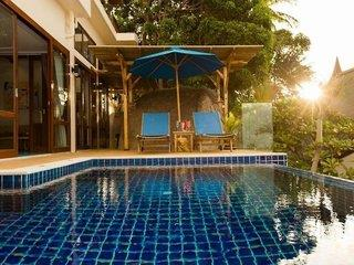 Sandalwood Luxury Villas 4*, Coral Cove - Chaweng (Insel Koh Samui) ,Thajsko