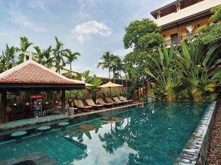Residence Indochine d´Angkor 3*, Siem Reap ,Kambodža