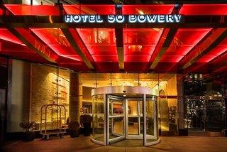 50 Bowery in New York City - Manhattan ab 696 €