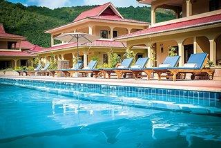 The Oasis Hotel Restaurant & Spa 3*, Grand Anse (Insel Praslin) ,Seychely