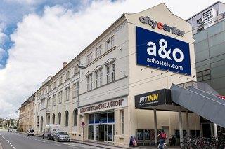 Hotelbild von a&o Salzburg Hauptbahnhof
