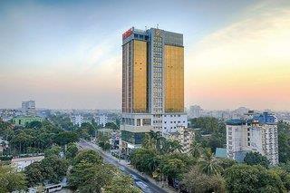 Jasmine Palace Hotel 4*, Yangon ,Mjanmarsko