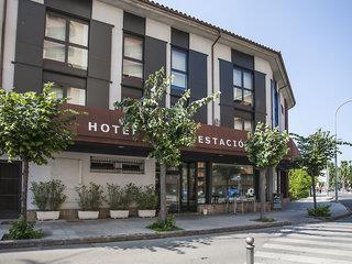 L´Estacio Hotel 3*, Olot ,Španielsko