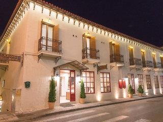 Kastalia Boutique Hotel 4*, Delphi (Fokida) ,Grécko