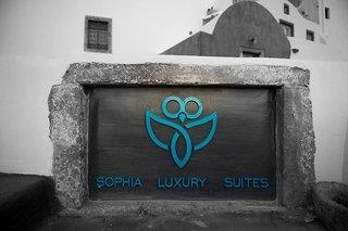Hotelbild von Sophia Luxury Suites