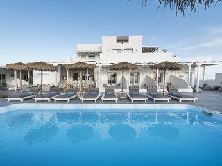 Impressive One  4*, Pyrgos Kallistis (Insel Santorin) ,Grécko