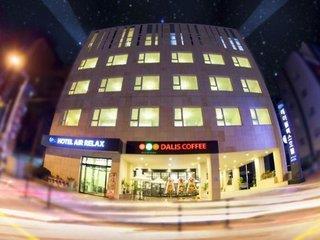 Incheon Airport Hotel Air Relax 3*, Incheon ,Kórejská republika