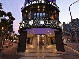 Yi Su Hotel - Taipei Ningxia