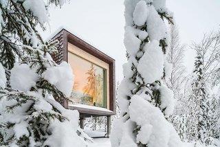 Hotelbild von Artic Treehouse