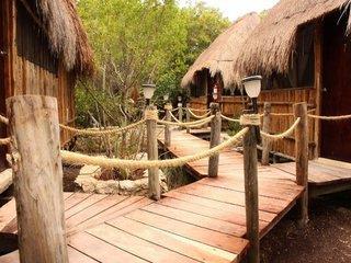 Maya Cabanas & Cenote Tulum 3*, Tulum ,Mexiko