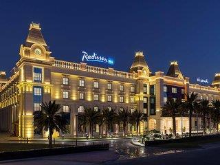 Hotelbild von Radisson Blu Hotel Ajman