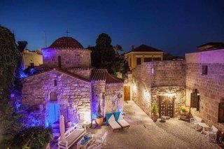Saint Artemios Boutique Hotel 4*, Rhodos Stadt (Insel Rhodos) ,Grécko