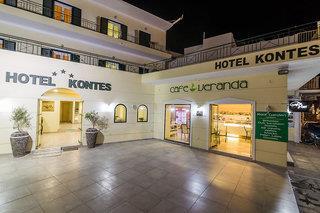 Hotel Kontes 3*, Parikia - Paros (Insel Paros) ,Grécko